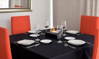 servilletas fundas para sillas faldones caminos de mesa